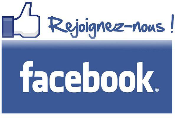 Facebook: Rejoignez-nous !